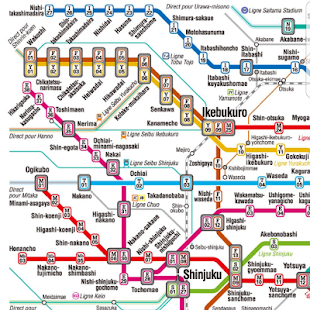 TokyoJapan Metro Subway And Osaka Metro Map Android Apps - Japan map metro