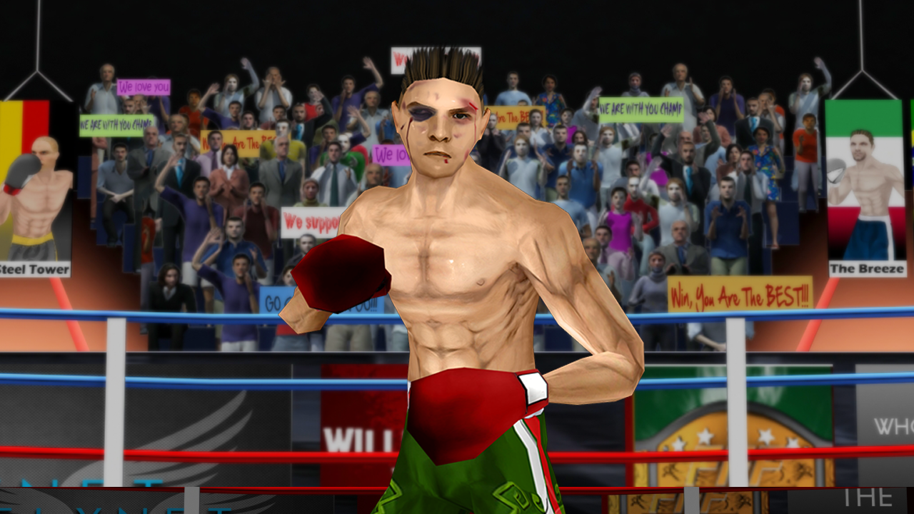 Fists For Fighting (Fx3)- screenshot