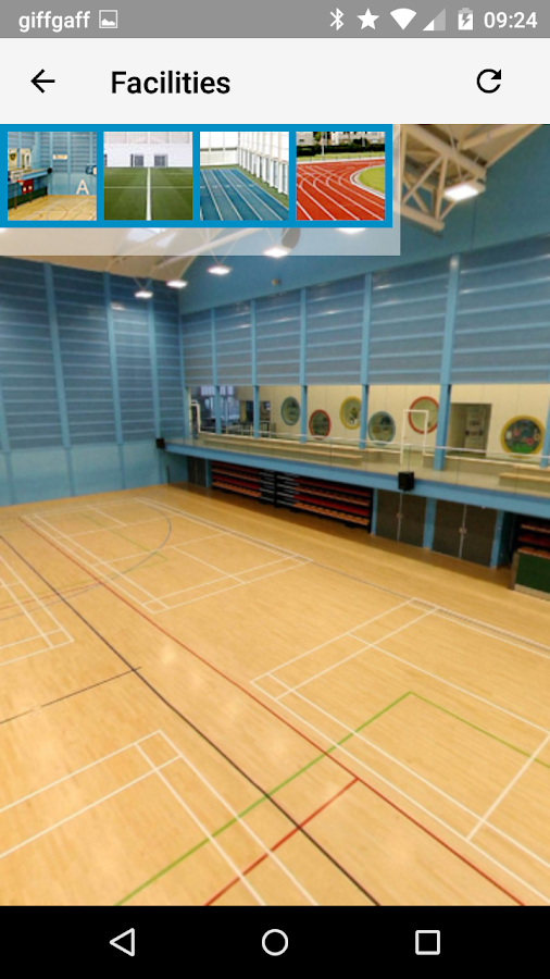 Aberdeen Sports Village Android Apps On Google Play
