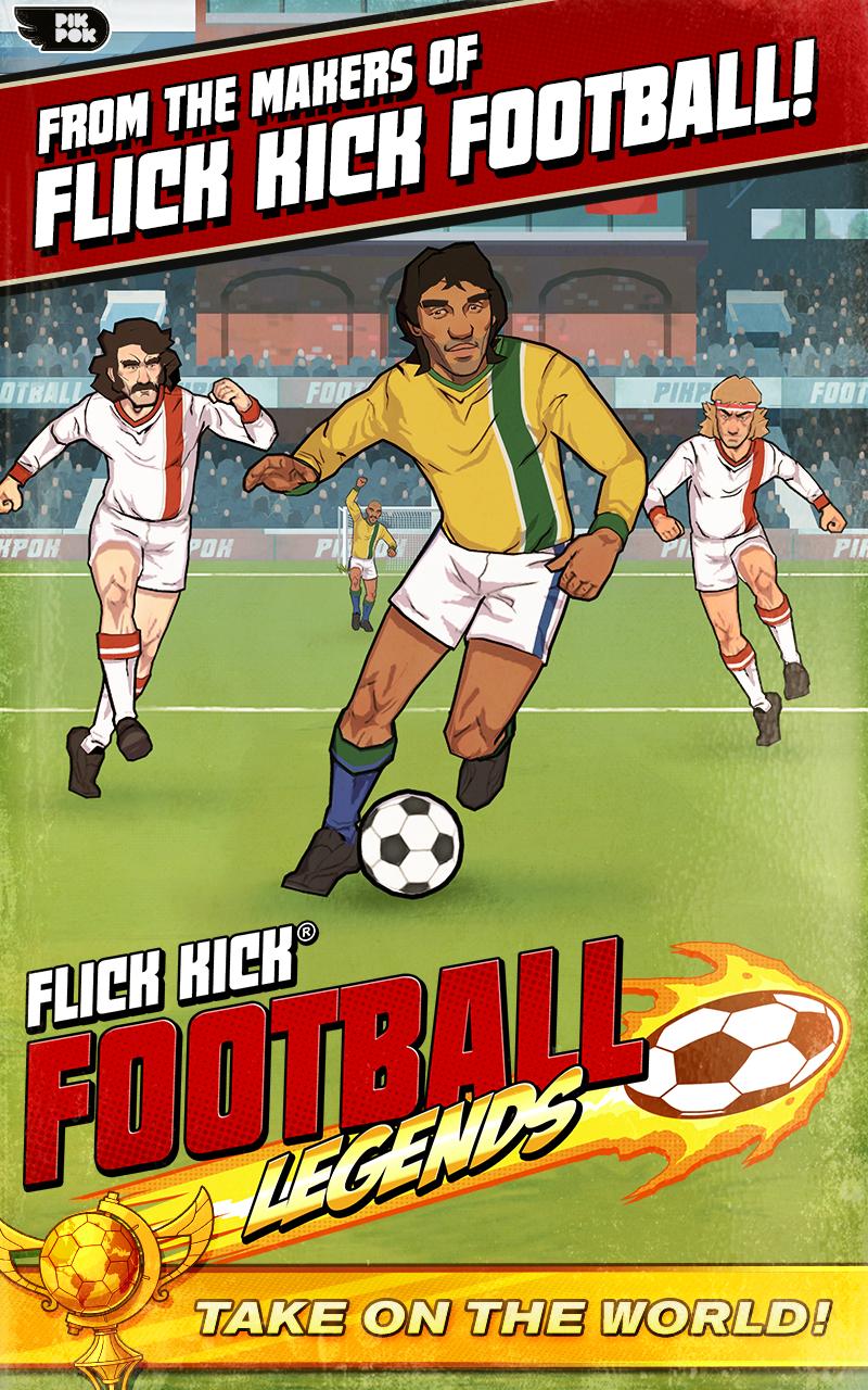 Flick Kick Football Legends screenshot #11
