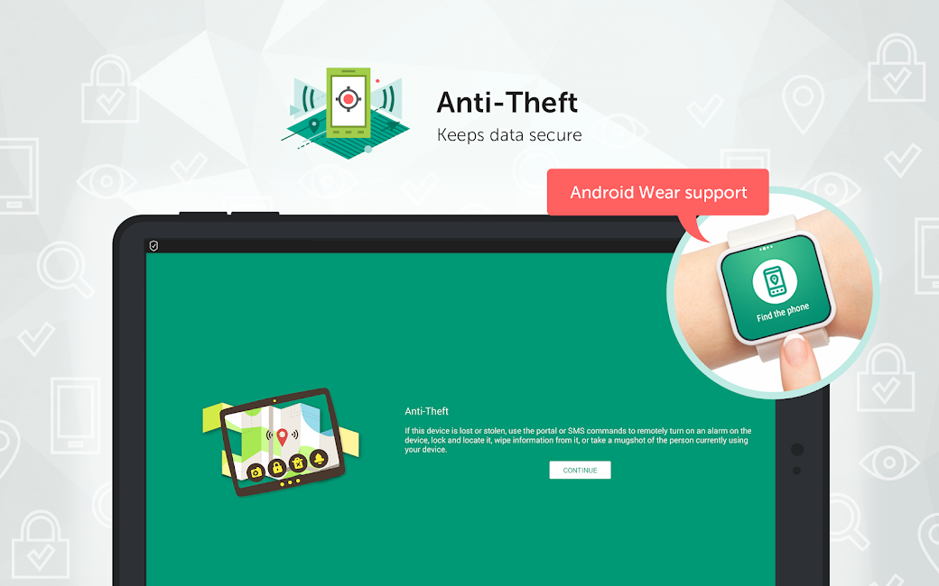 #10. Kaspersky Antivirus & Security (Android)