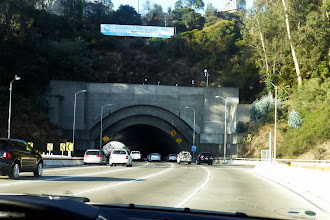 "Photo: Tunnel on Yerba Buena Island. Yerba Buena means ""Good Herb"", which was San Francisco's original name"