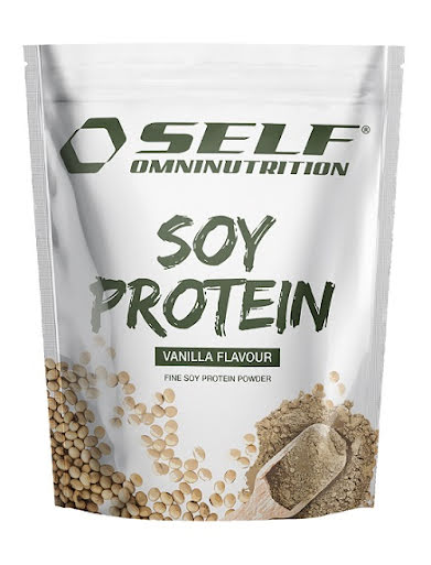 SELF Soy Protein 1kg - Natural