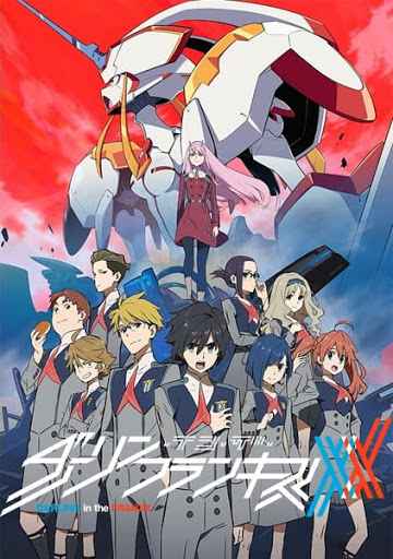 Darling in the FranXX thumbnail