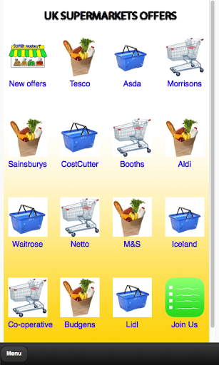 UK Supermarkets Latest Offers