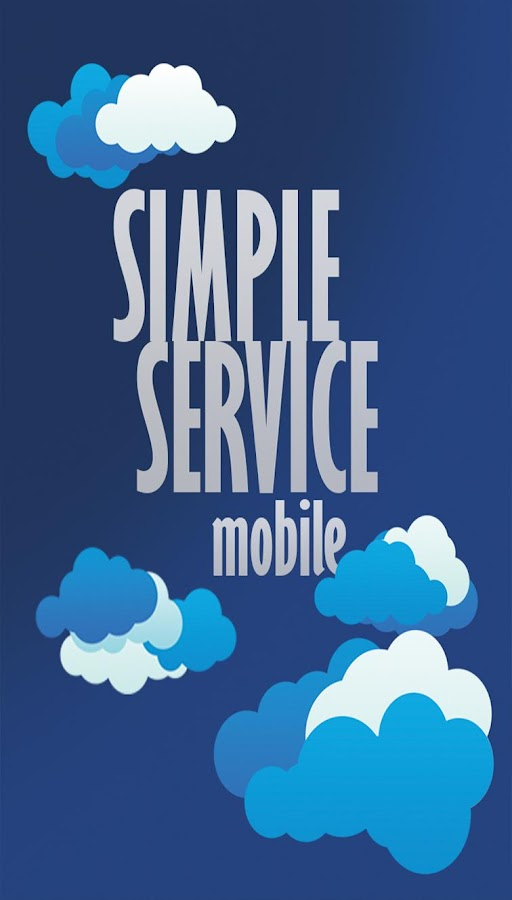 Simple Service- screenshot