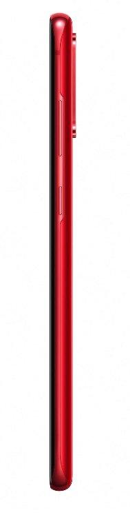 Правая грань смартфона Samsung Galaxy S20+ Red
