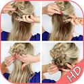 hairstyles step by step 2016 icon