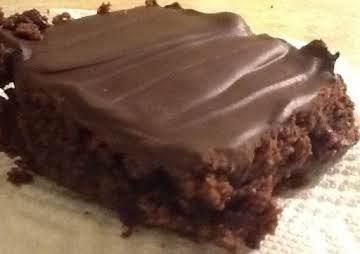 Easy does it brownies
