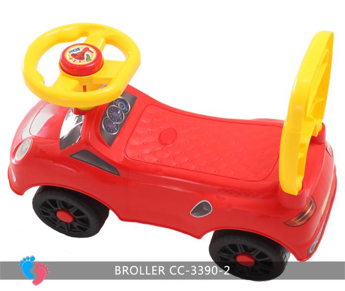 Chòi chân ô tô cho bé Broller CC-3390-2 12