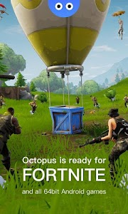 Octopus(64bit) for Fortnite 3 0 0 (Paid) APK for Android