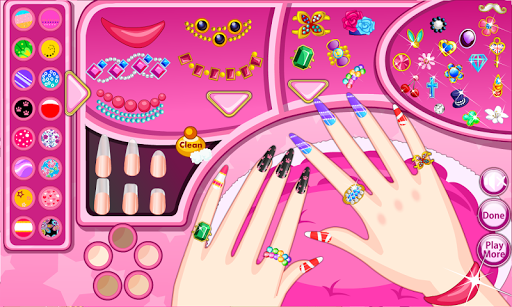 Fashion Nail Salon 6.4 screenshots 4