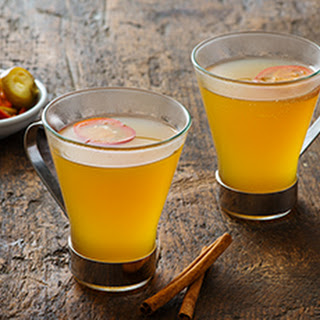 Spiked Hot Apple Cider Recipe