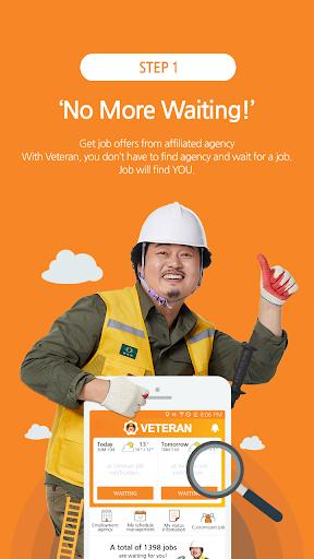 Veteran for workers Apk 2