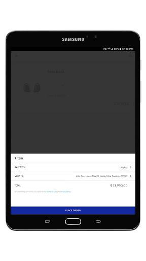 Samsung Shop screenshots 15