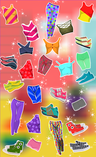 Gym Style - Doll Dress up Games 1.4 screenshots 3