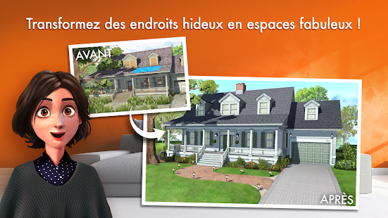 Home Design Makeover Capture d'écran