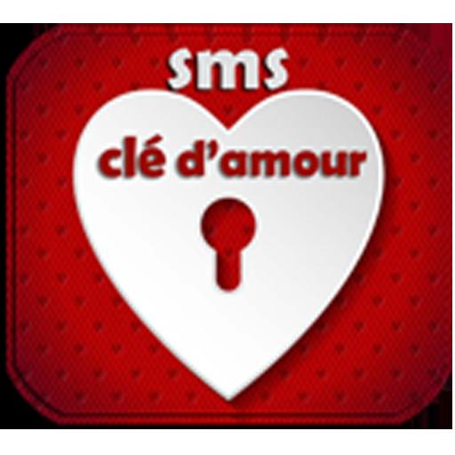 SMS clé d'amour