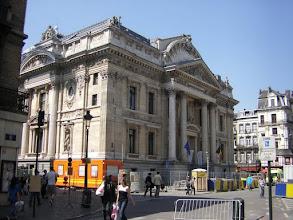Photo: Beursgebouw, Brussel