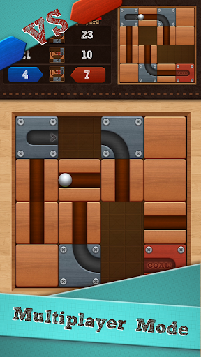 Roll the Ballu00ae - slide puzzle screenshots 14