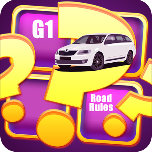 G1 Road Rules Quiz Game (Canada)
