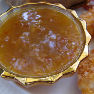 Orange Mustard Dipping Sauce