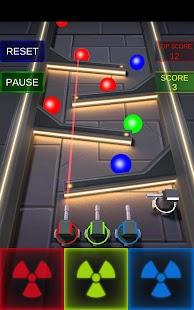 Laser Balls - náhled