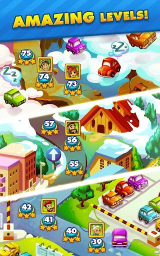Traffic Puzzle - Cars Match 3 Game 1.49.146 screenshots 14