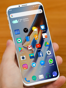 OXYGEN – ICON PACK v9.0 [Patched] APK 2