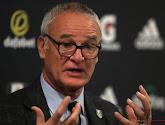 Sampdoria neemt aan het einde van dit seizoen afscheid van Claudio Ranieri