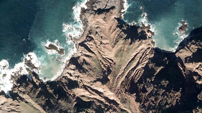 Vallehermoso, en las Islas Canarias.