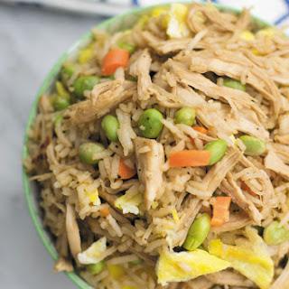 30 mins Chicken Fried Rice