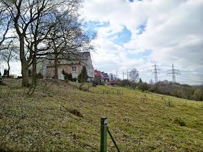 Photo: Das ehemalige Gasthaus auf der Homberger Höhe.