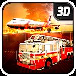 Airport Ambulance Simulation Icon
