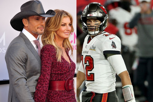 Tim McGraw And Faith Hill's Divorce Battle, Tom Brady's Contract Troubles, And This Week's Gossip