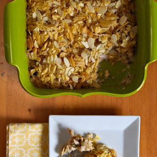Evelyn's Chicken and Rice Casserole.