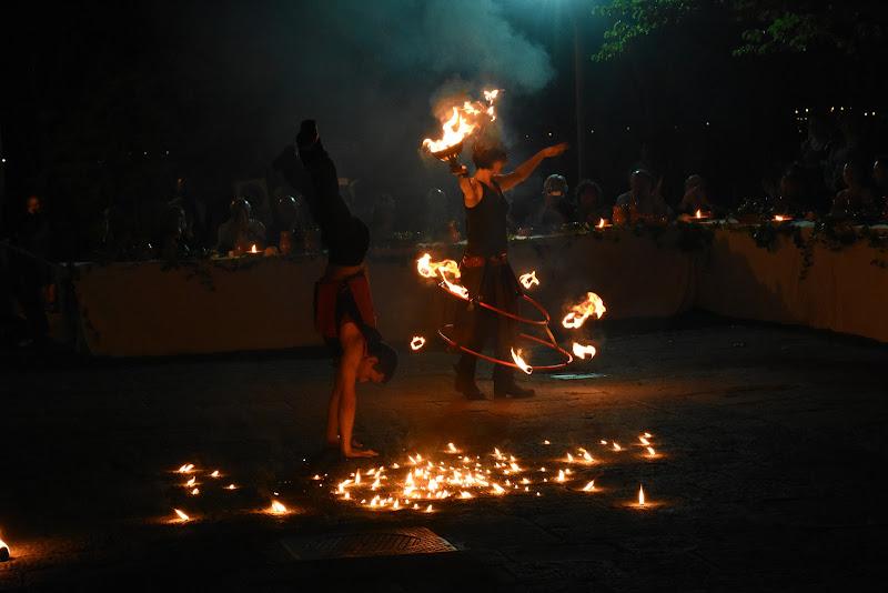 Danza del fuoco di Maria Luisa