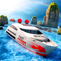 Cruise Ship Driving Racer icon