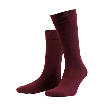 Amanda Christensen True ankle sock bordeaux