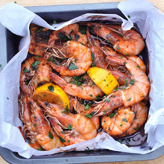 King Prawn Recipes.