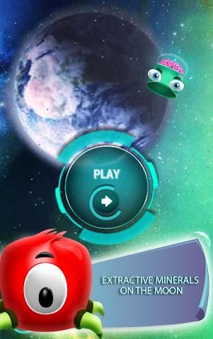android Craft Digger Moon Screenshot 0
