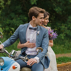 Wedding photographer Sergey Golovanov (photogolovanov). Photo of 19.05.2018