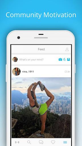 PumpUp u2014 Fitness Community  screenshots 4