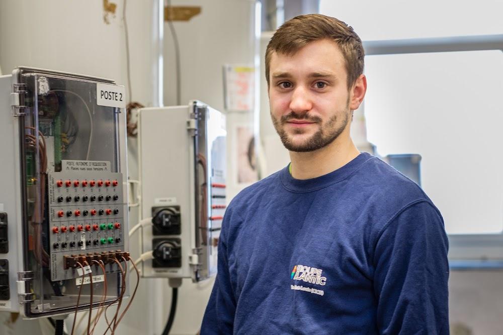 Ludovic, Ingénieur R&D