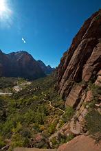 Photo: Zion Angels Landing Hike 20