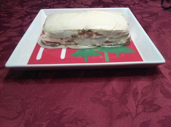 Pesto Loaf Recipe