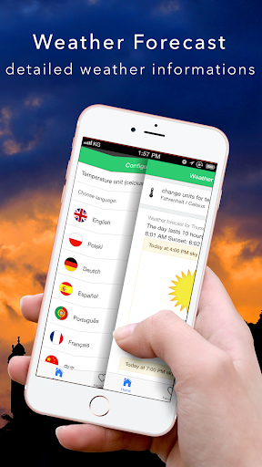 Netherlands weather, guide app (apk) free download for Android/PC/Windows screenshot