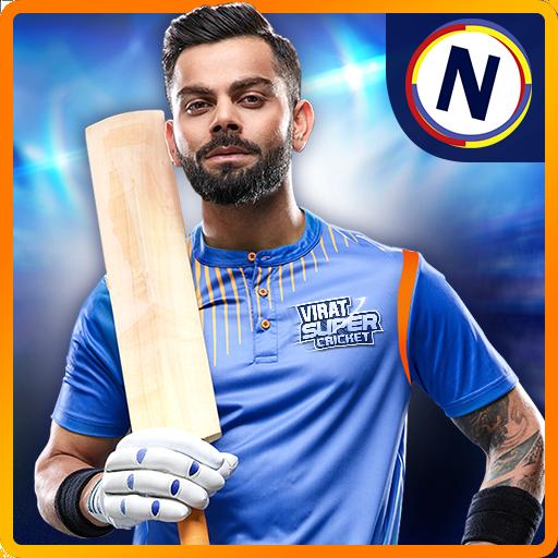 Virat Super Cricket (game)