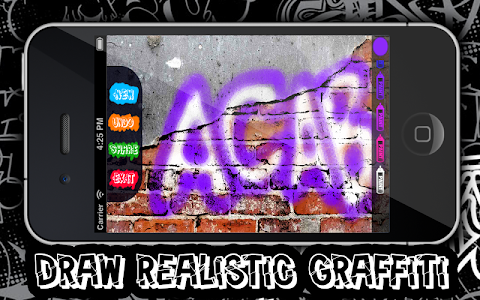 Spray Painter HD screenshot 2