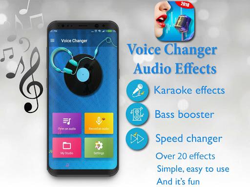Voice Changer screenshot 17